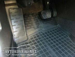 Коврики в салон для Volkswagen Passat B8 2015-