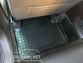 Автомобильные ковры в салон для Volkswagen Passat (B8)