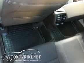 Автогум Коврики в салон для Volkswagen Passat B8 2015-
