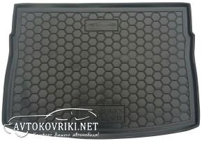 Купить коврик в багажник Фольксваген Гольф 7 2013 Хетчбєк- полиу