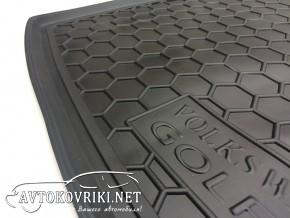 AVTO-Gumm Коврик в багажник для Volkswagen Golf 7 2013- Hatchbac