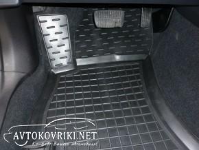 Коврики в салон для Subaru XV 2012-