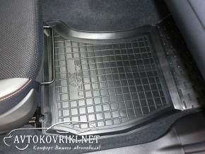 Коврики в салон автомобиля Субару XV 2012- Автогум полиуретановы