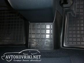 Автомобильные ковры в салон для Субару XV 2012- Автогум