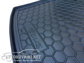 AVTO-Gumm Коврик в багажник для Ford Focus 3 Universal 2011-