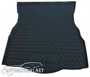 AVTO-Gumm Коврик в багажник для Ford Mondeo Hatchback 2015-