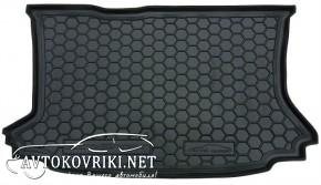 Коврик в багажник Форд ЭкоСпорт 2014- полиуретановый Автогум