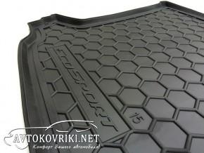 Купить коврик в багажник Форд ЭкоСпорт 2014- полиуретановый Авто