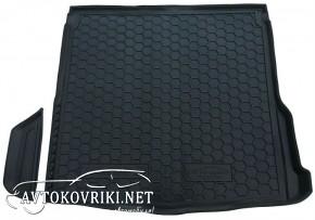 Коврик в багажник Мазда 3 Седан 2014- полиуретановый Автогум