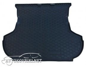 AVTO-Gumm Коврик в багажник для Mitsubishi Outlander XL 2007-201