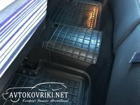 Коврики в салон Avto-Gumm для Renault Megane 3 модельные