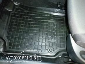 Коврики автомобильные в салон Шкода Фабия 3 2015- Автогум полиур