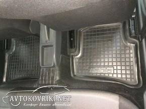 Автомобильные ковры в салон для Шкода Фабия 2015-