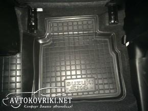 Коврики в салон автомобиля Сузуки SX4 2013- Автогум полиуретанов