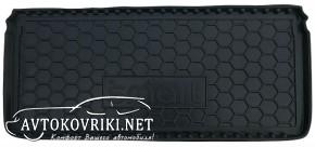 Коврик в багажник для Smart Fortwo 450 1998-2006