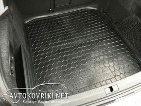 Купить коврик в багажник Шкода СуперБ Лифтбэк 2015- полиуретанов