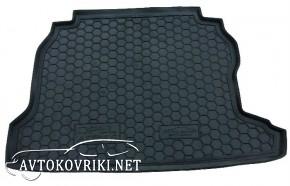 AVTO-Gumm Коврик в багажник для Opel Astra (G) Sedan 1998-2008