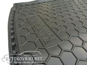 AVTO-Gumm Коврик в багажник для Renault Megane 3 Universal 2009-