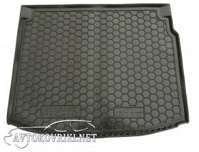 Коврик в багажник Рено Меган 3 2009- Универсал полиуретановый Ав