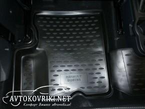 Купить полиуретановые 3D коврики Новлайн в салон автомобиля Рено