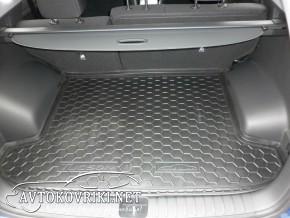 AVTO-Gumm Коврик в багажник для Hyundai Tucson 2016-