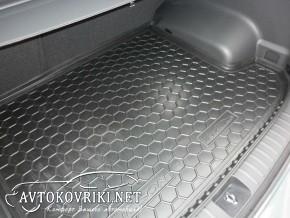 Купить коврик в багажник Хюндай Туксон 2016- полиуретановый Авто