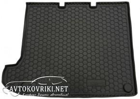 Купить коврик в багажник Фольксваген T5 Каравелла 2010- полиурет