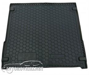 Купить коврик в багажник БМВ Х5 (Е70) 2007- полиуретановый Автог