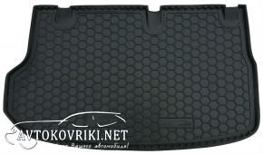 Купить коврик в багажник Хендай H1 2007- пассажирский полиуретан