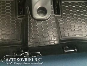Коврики в салон Avto-Gumm для Renault Captur модельные