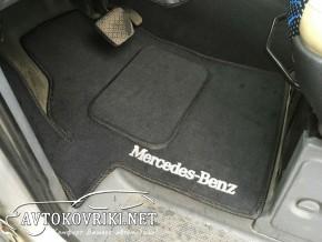 Avtokovriki Коврики в салон текстильные для Mercedes-Benz Viano/