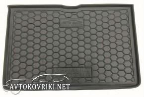 AVTO-Gumm Коврик в багажник для Renault Captur 2015- (нижняя пол