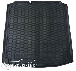 Купить коврик в багажник Фольксваген Джетта 2011- полиуретановый