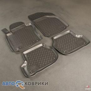Коврики в салон для Skoda Octavia A5 2004-2013 NorPlast