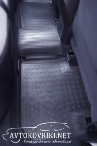 NorPlast Коврики в салон для Subaru Forester 4 2013-