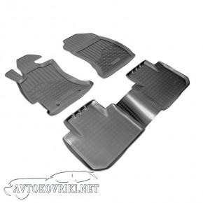 Коврики в салон для Subaru Forester IV 2013-