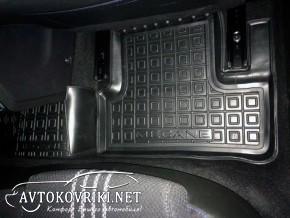Модельные коврики салон автомобиля автоковрики Рено Меган 4 AVTO