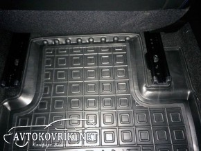Автомобильные коврики в салон для Renault Megane 4
