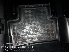 Купить резиновые коврики салон автомобиля автоковрики Рено Каджа