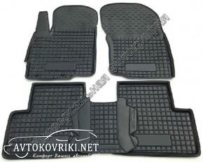 Коврики автомобильные в салон БМВ 3 (F30/F31) 2012- Автогум поли