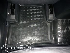 Коврики в салон Avto-Gumm для Hyundai Creta модельные