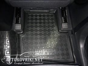 Коврики в салон автомобиля Хюндай Крета 2016- Автогум полиуретан