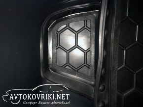 Фото Коврик в багажник Хюндай Крета Hyundai Creta купить автогум