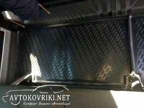 Оригинальные 3D коврики в салон для Ford Custom 2012- (9 мест) N