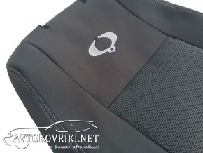 Купить автомобильные чехлы Санг Йонг Кайрон 2005- EMC Elegant из
