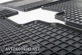 Купить резиновые коврики в салон Рено Дастер 2015- Renault Duste