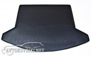 NorPlast Коврик в багажник для Mazda CX-5 2017- полиуретановый