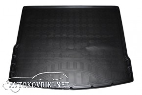 NorPlast Коврик в багажник для Volkswagen Tiguan 2016- полиурета