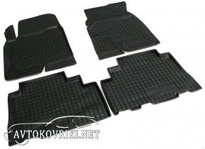 Коврики автомобильные Chevrolet Captiva 2012- AVTO-Gumm полиурет