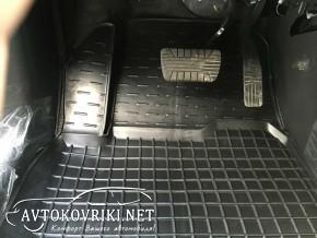 Коврики в салон автомобиля Шевроле Каптива 2012- Автогум полиуре